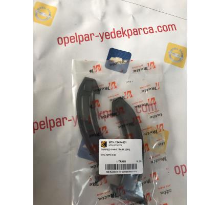 Torpido Kapak Ayağı Astra G Gri - Siyah | Opelpar Otomotiv